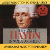 Story of Haydn in Words and Music CD