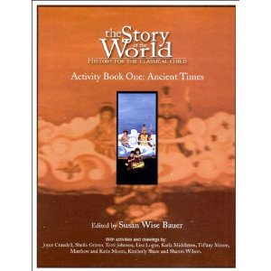 Story of the World: Volume 1: Ancient Times, Activity Book