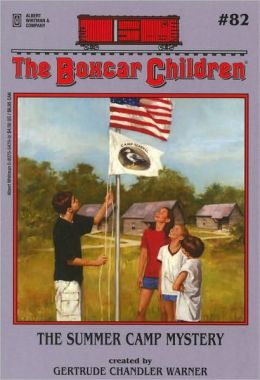 Boxcar Children #82: Summer Camp Mystery