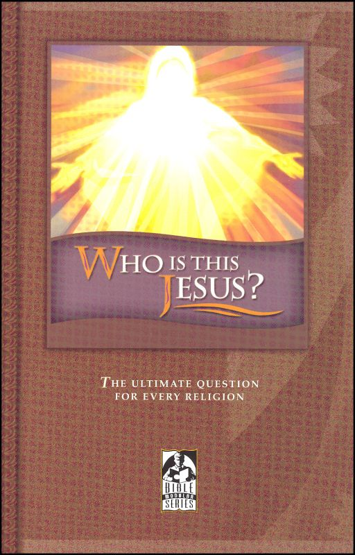 Who is this Jesus: Student Text grade 11-12