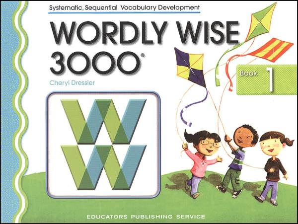 Wordly Wise 3000 3rd edition Book 1