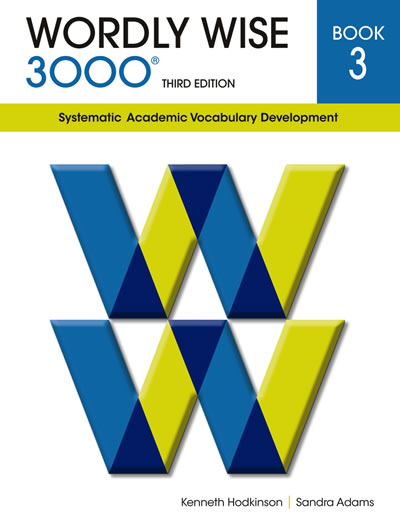 Wordly Wise 3000 3rd edition Book 3