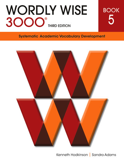 Wordly Wise 3000 3rd edition Book 5