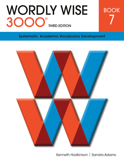 Wordly Wise 3000 3rd edition Book 7