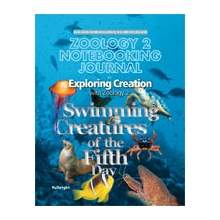 Apologia: Exploring Creation with Zoology 2 NOTBEOOKING JOURNAL